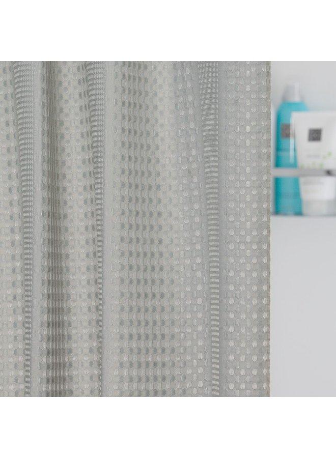 Sealskin Relative Douchegordijn Polyester 180x200cm Grijs