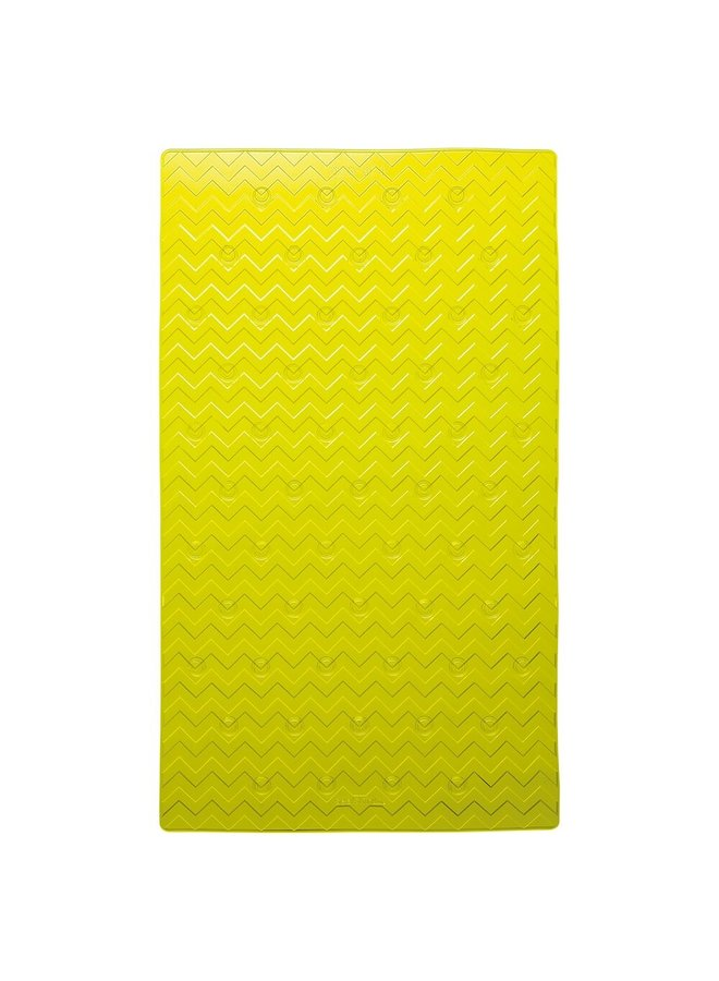 Leisure Veiligheidsmat 40x70 cm PVC Geel