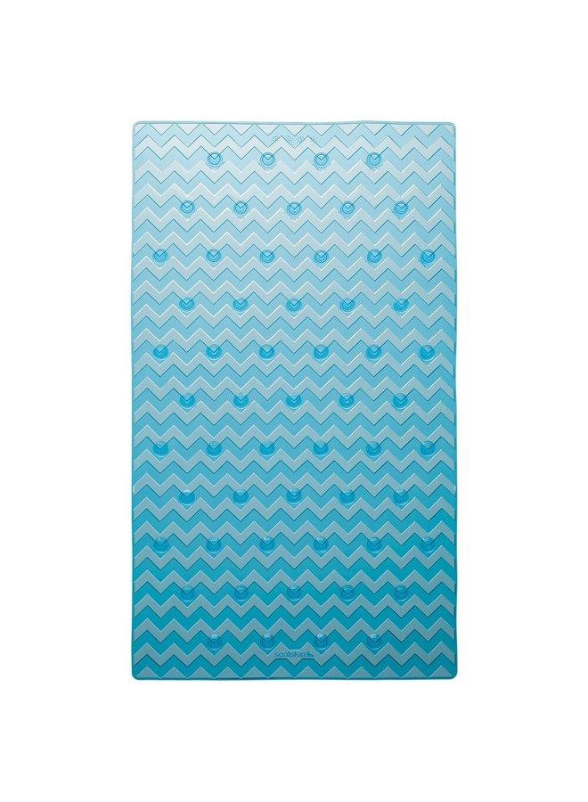 Leisure Veiligheidsmat 40x70 cm PVC Blauw