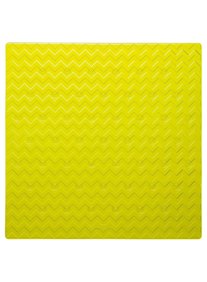 Leisure Veiligheidsmat 53x53 cm PVC Geel