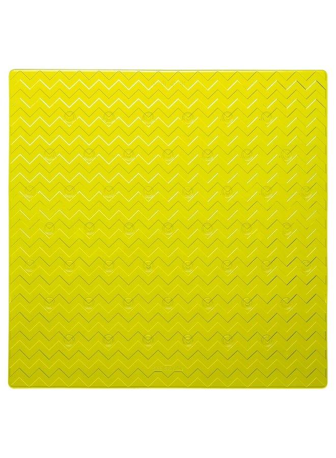 Leisure Veiligheidsmat 53x53 cm PVC lime groen