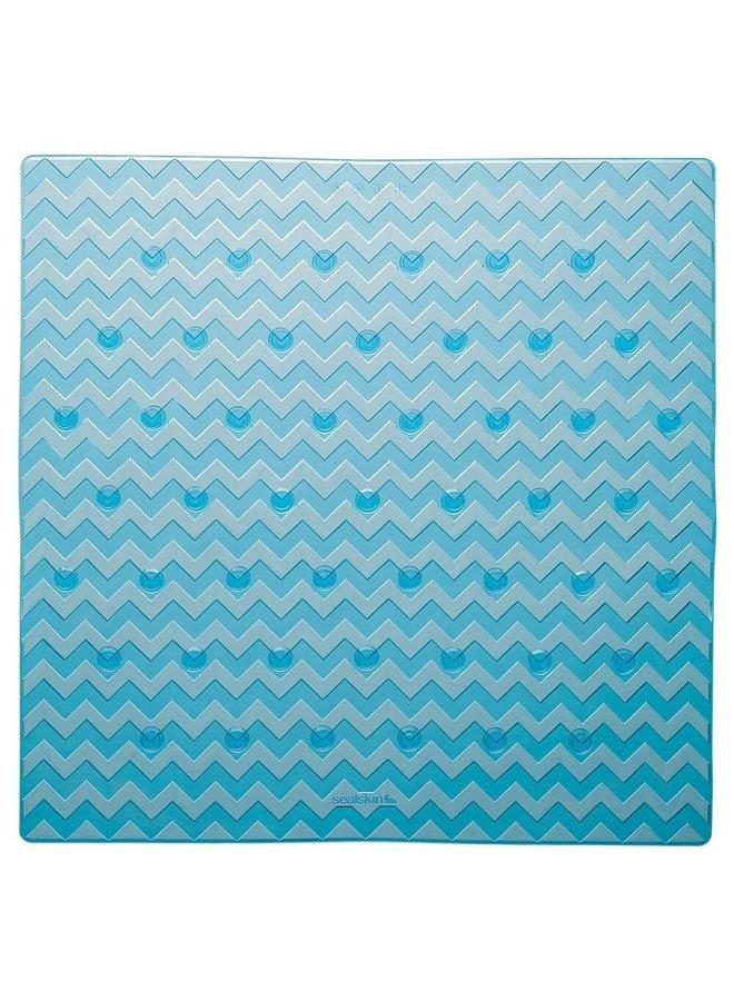 Leisure Veiligheidsmat 53x53 cm PVC Blauw