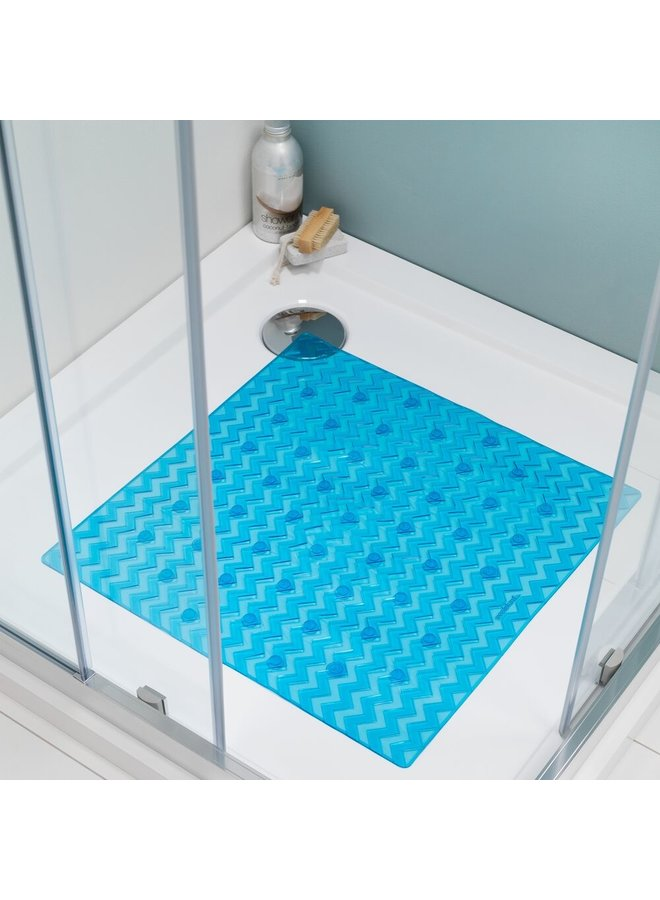 Sealskin antislip Leisure Veiligheidsmat 53x53 cm PVC Blauw