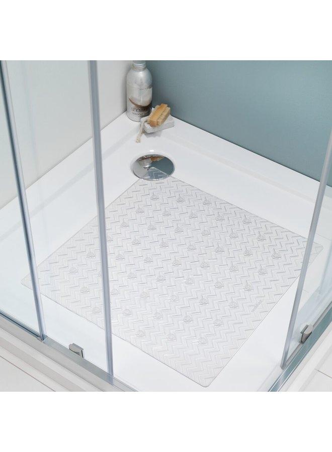 Sealskin antislip Leisure Veiligheidsmat 53x53 cm PVC Transparant