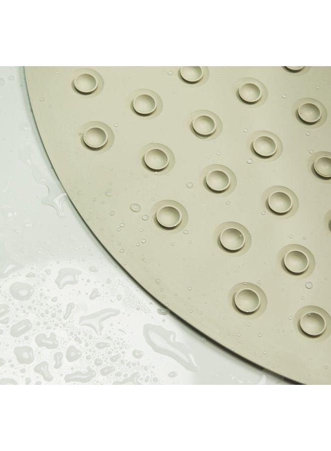 Sealskin antislip Rotondo Veiligheidsmat Ø 50 cm Rubber Ecru
