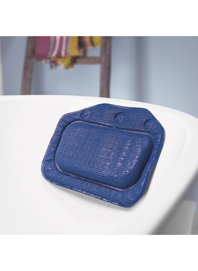 Sealskin antislip Unilux Hoofdsteun 22x32 cm PVC Donkerblauw