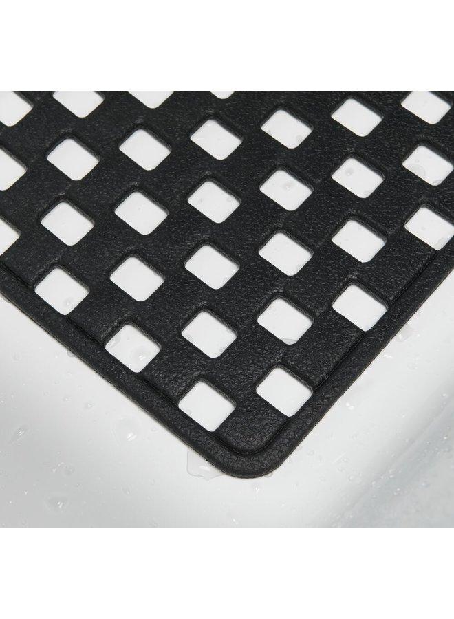 Sealskin antislip Doby Veiligheidsmat 50x50 cm Rubber Zwart