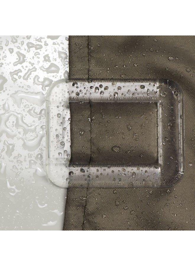 Fix zelfklevende Douchegordijnklem transparant