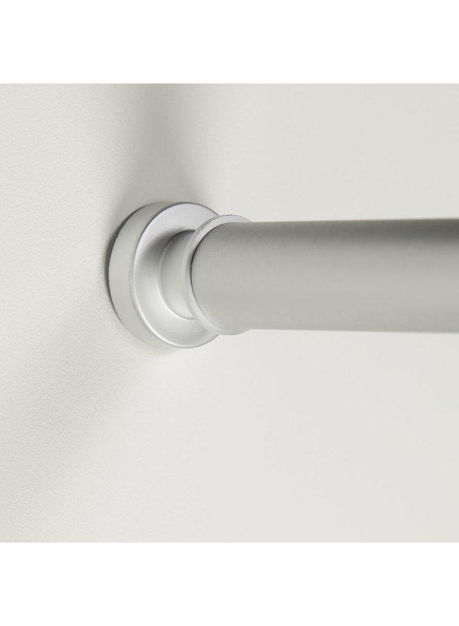 Sealskin Seallux Douchegordijnstang 125-220 cm Mat aluminium
