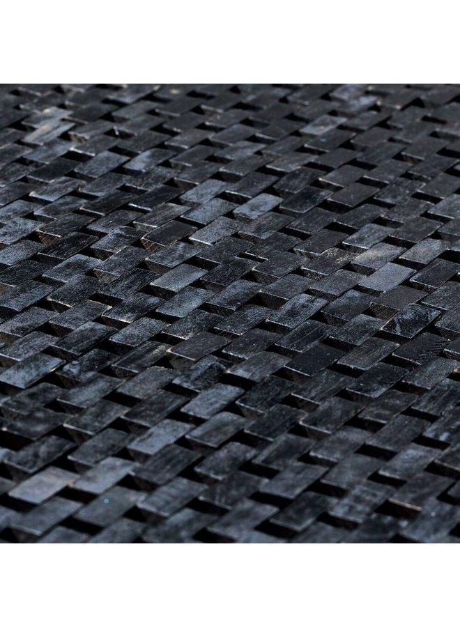 Brilliance badmat Jakarta zwart