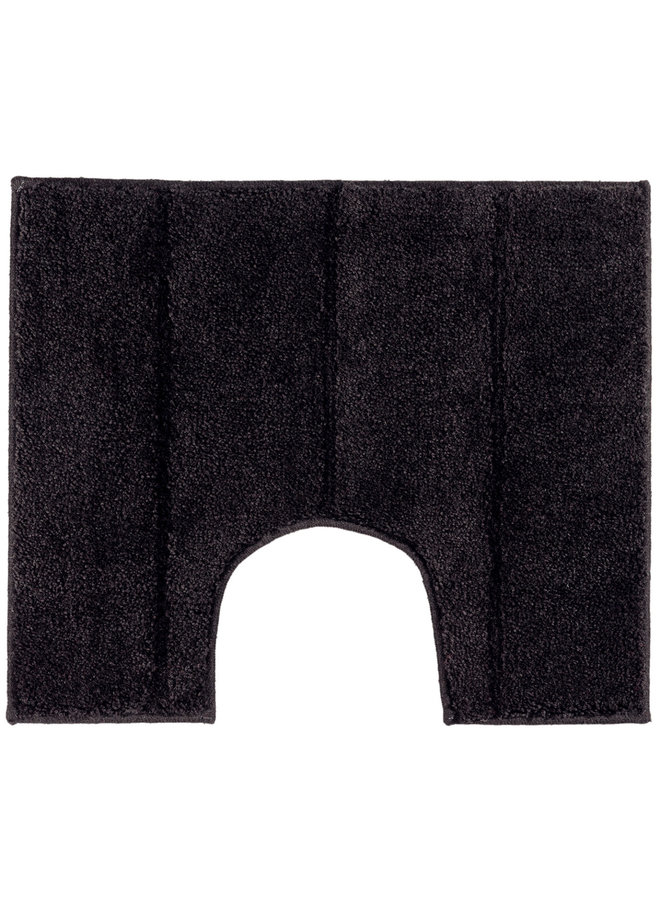 Ray badmat zwart