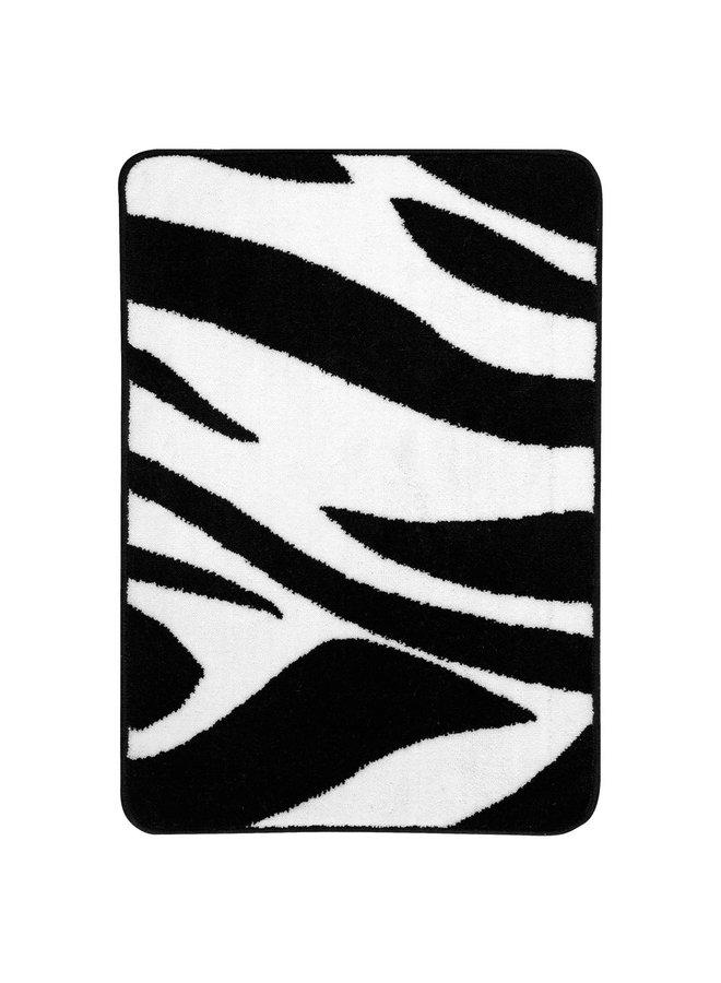 Safari Badmat zwart