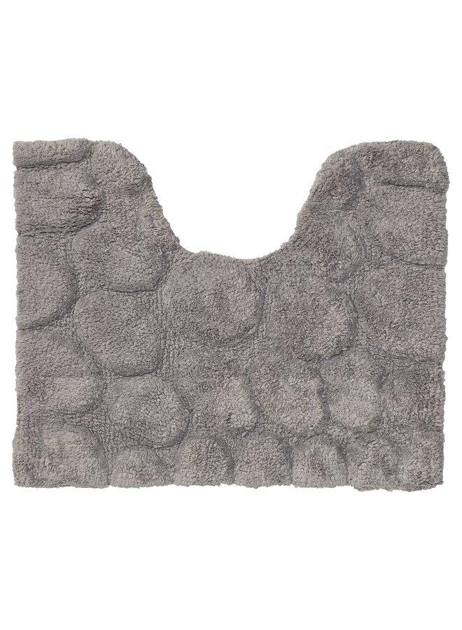 Pebbles Badmat grijs