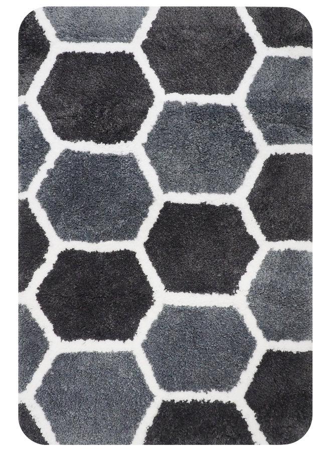 Rennes badmat grijs