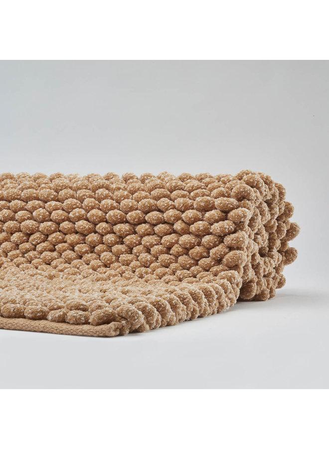 Brent badmat ginger 60x60cm