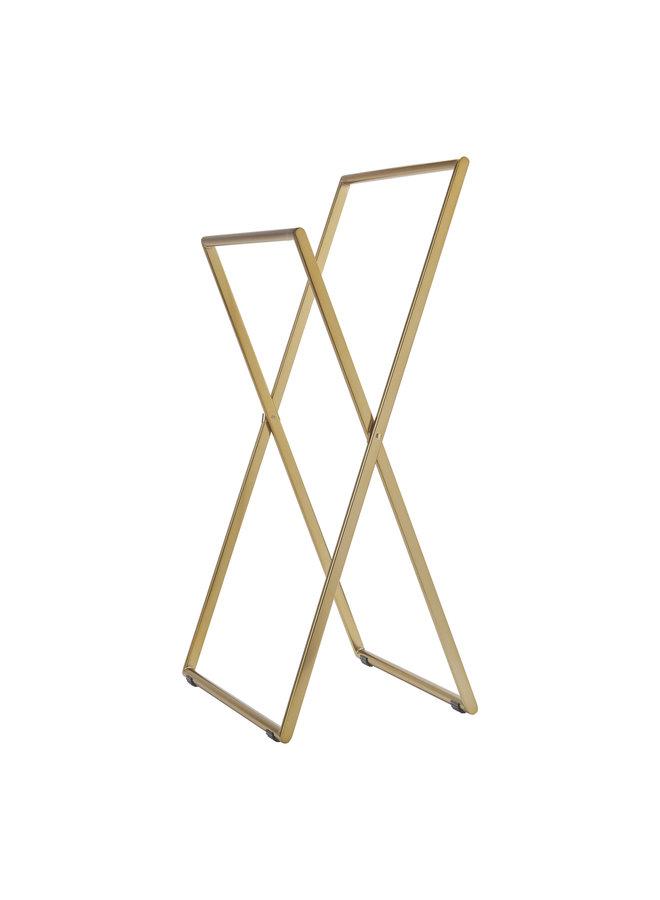 Icon Handdoekrek goud