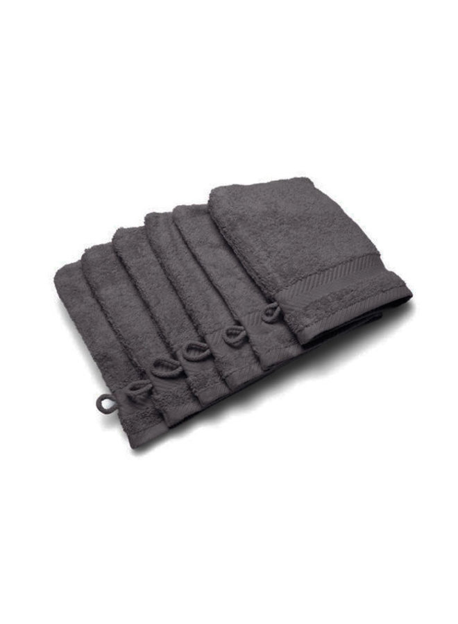 Royal Touch handdoek Grey charcoal
