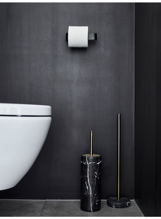 Nero Reserve toiletpapier houder Zwart