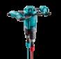 Collomix Handmenger Xo 33 R duo, 1200 watt, 230 volt, -370 tpm, incl. 1 paar mengstaven MKD 120 HF