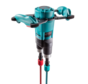 Collomix Handmenger Xo 55 R duo, 1600 watt, 230 volt, -470 tpm, incl. 1 paar mengstaven MKD 140 HF