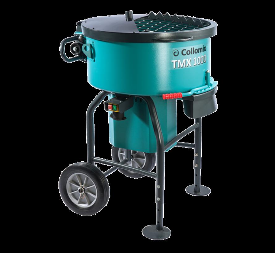 Collomix Compactmenger TMX 1000, 2,0 kW/230 V, 10 A, nuttige hoeveelheid 80 liter; opvolger TMS 2000