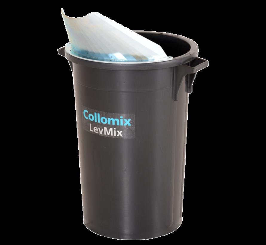 Collomix Mengemmer 75 Liter voor LevMix