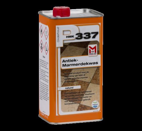 Moeller Stone Care HMK Moeller P337 Antiek marmer vloerwas / boenwas -NATUREL-