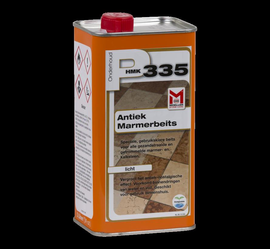 HMK Moeller P335 Antiek marmerbeits -LICHT-