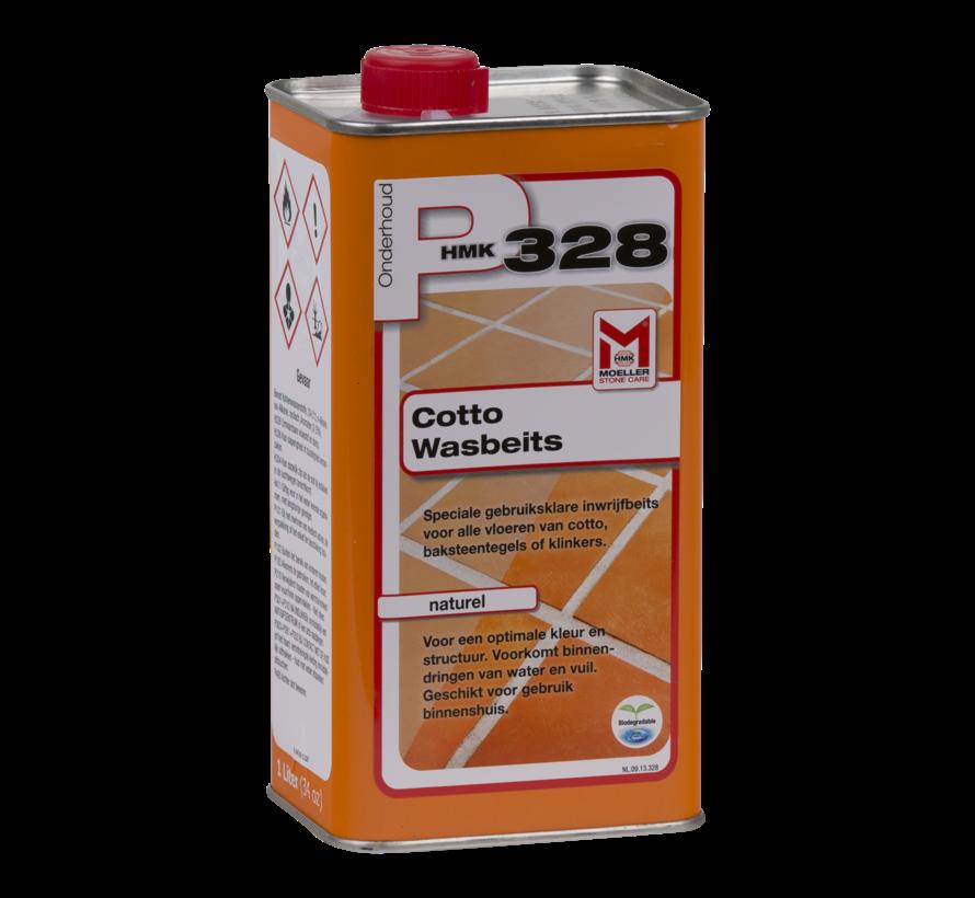 HMK Moeller P328 Cotto wasbeits -NATUREL-