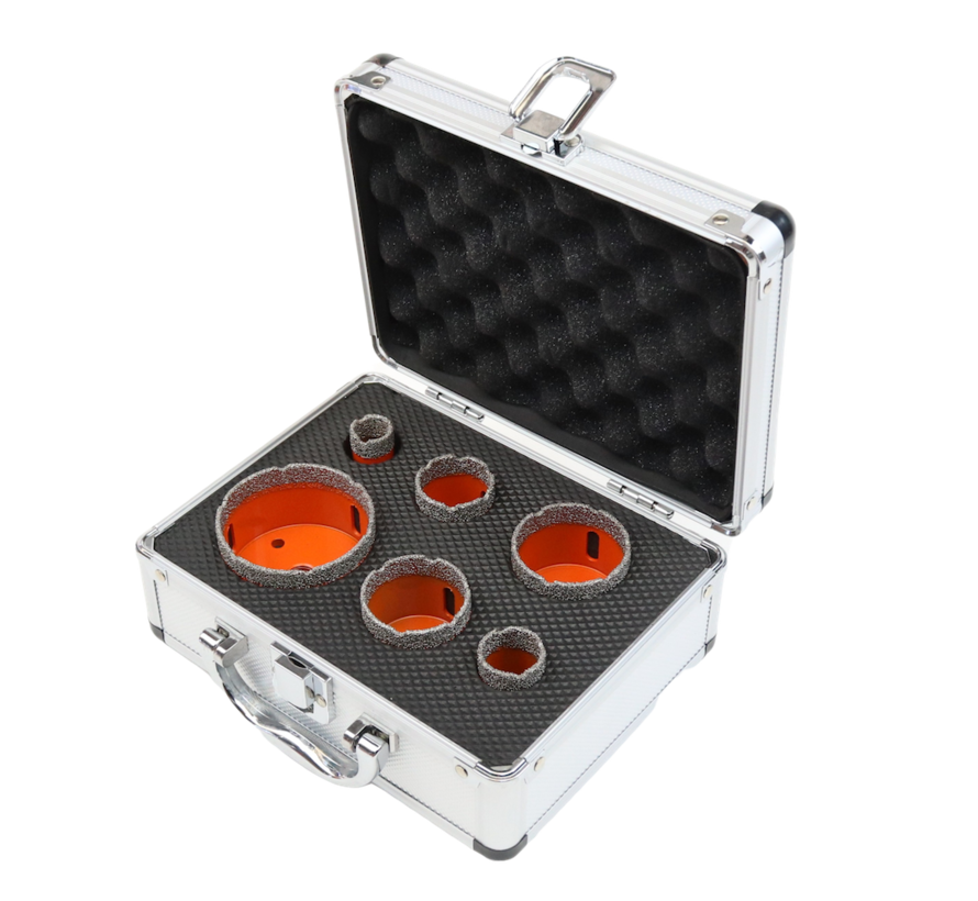 Fix Plus ® Tegelboor Set de Luxé