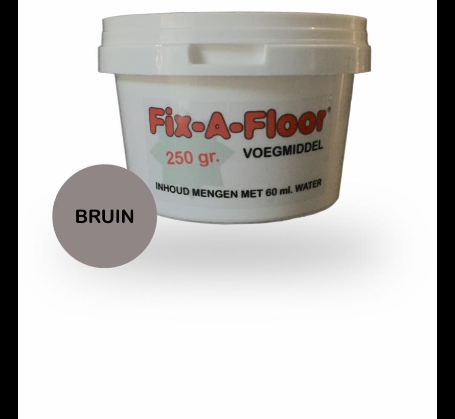 Voegmiddel kleur Bruin
