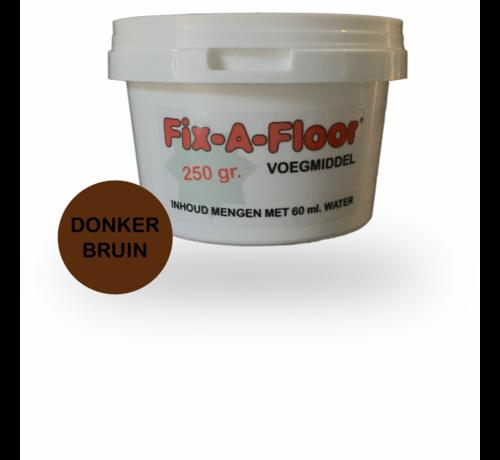 Fix-A-Floor Voegmiddel kleur Donker Bruin
