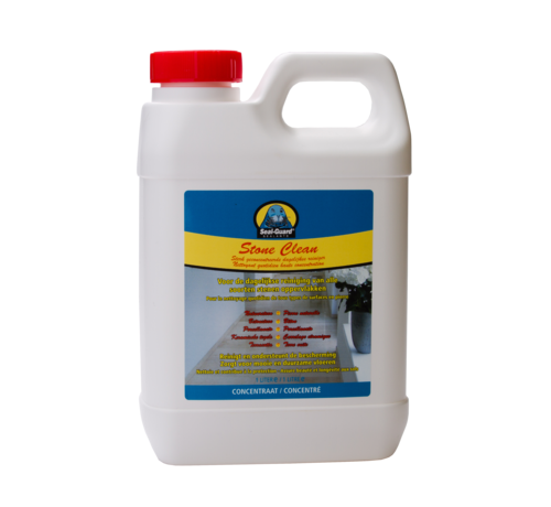 Seal-Guard Seal-Guard ® Stone Clean 1 Liter