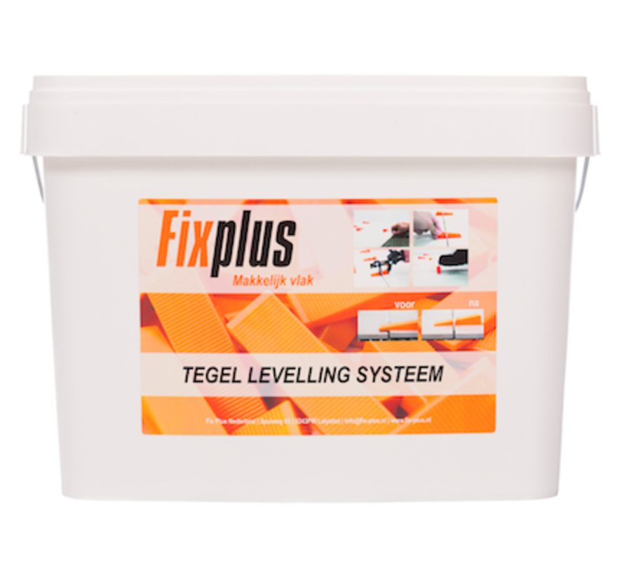 Fix Plus ® Starters Kit 250 Basic 2mm L.