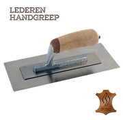 Pleisterspaan Flex SUPERPROF PURE 330x125x0,4mm RVS Handgree