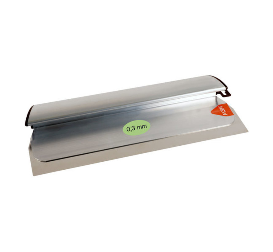 Comfort Profile NEXT Super Prof aluminium 1200x0,3 mm RVS af