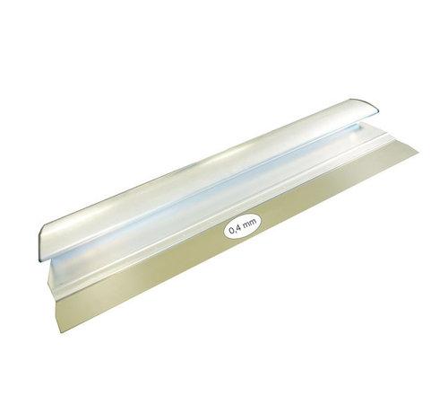 Comfort Profile aluminium 480x0,4 mm RVS