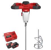 Flex accu Mixer 2-snelheden met 3-traps toerentalschakelaar