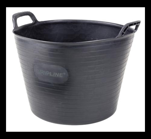 Gripline  Gripline-F Flextub 25 L zwart
