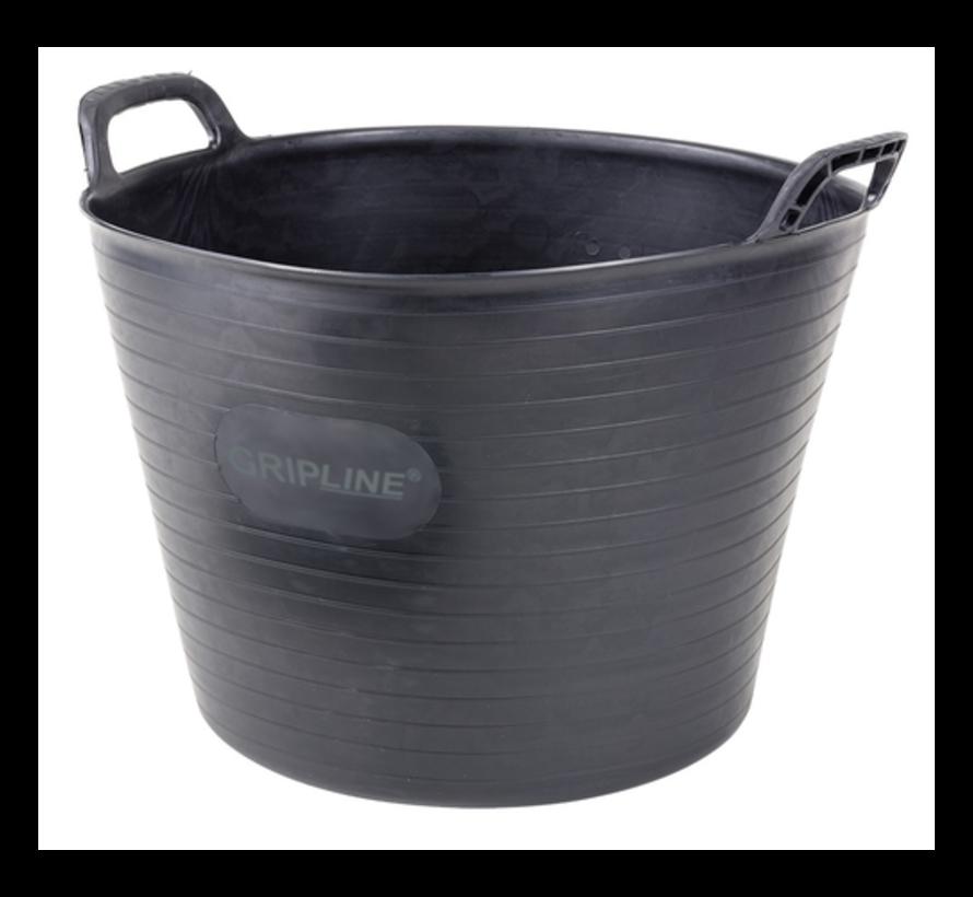 Gripline-F Flextub 25 L zwart