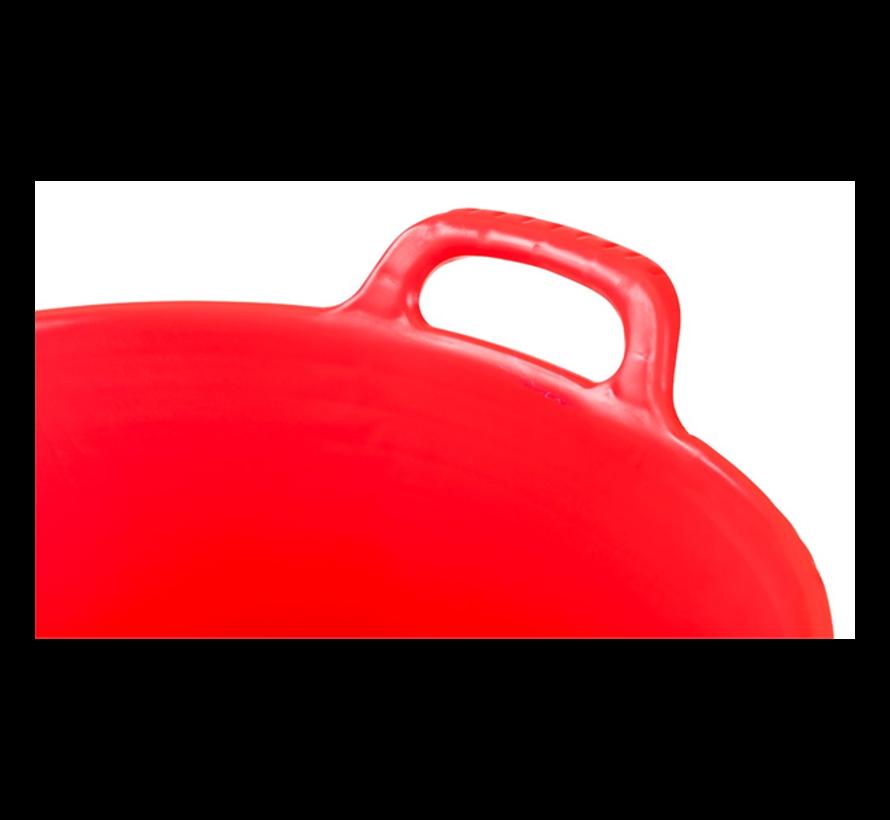 Gripline-F Flextub 25 L rood