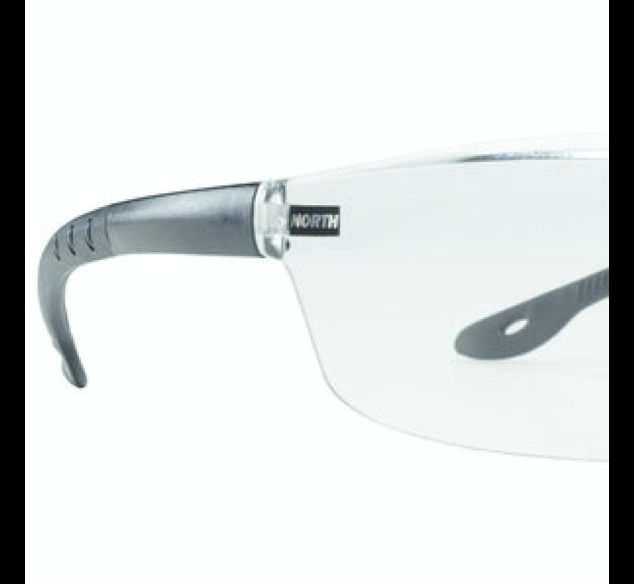 Veiligheidsbril Tactile blanc