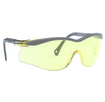 North Veiligheidsbril Edge T5600 4A-coating amber grijze veren