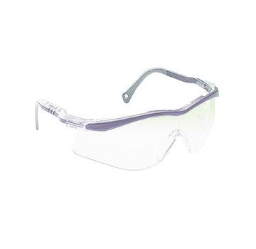 North Veiligheidsbril Edge T5600 4A-coating blank met grijze veren