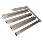 Aluminium rijen