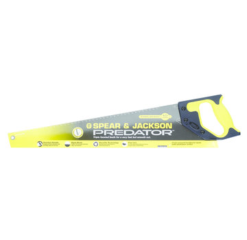 Spear & Jackson Handzaag Predator 560 mm Softgreep 10PPI
