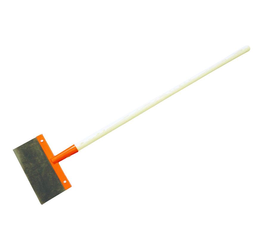 Stootschaaf 300 x 1,4 mm met steel 135 cm