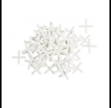 Topex Tegelkruisjes Basic 4 mm 100 Stuks
