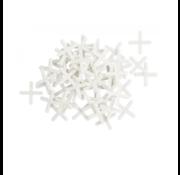 Topex Tegelkruisjes Basic 5 mm 100 Stuks