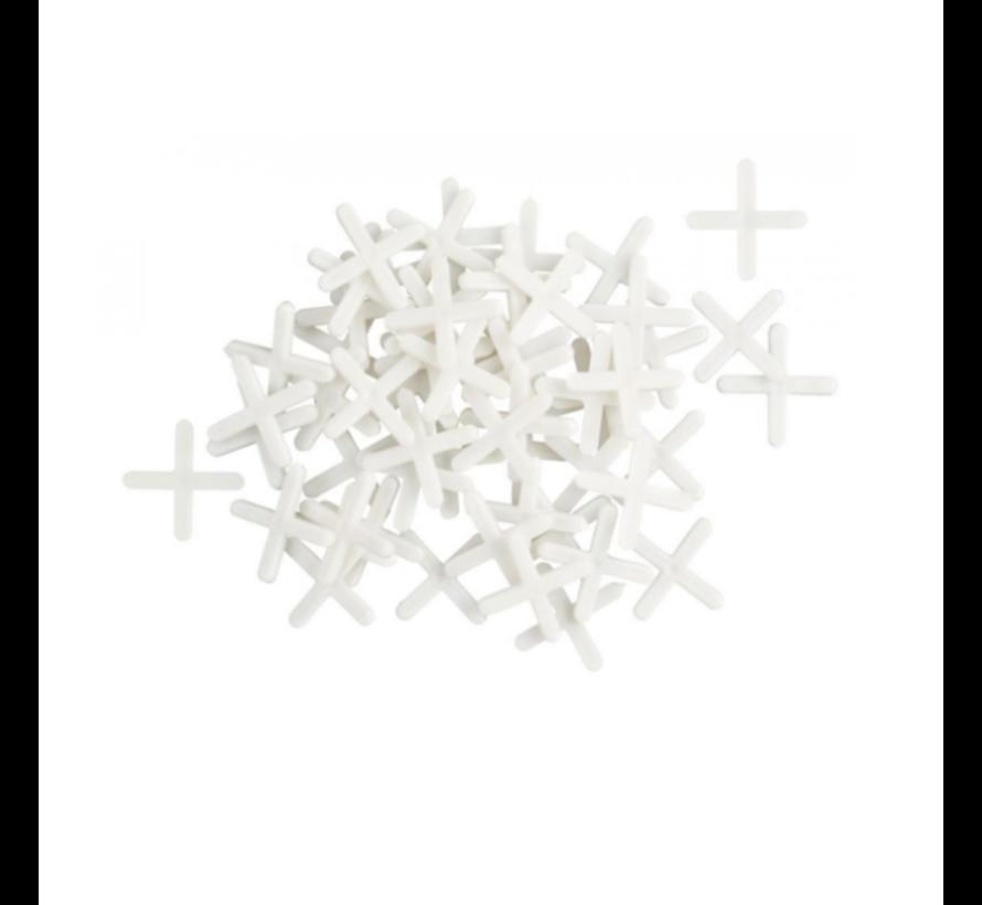 Tegelkruisjes Basic 5 mm 100 Stuks